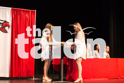 NHS Induction (4-25-18)