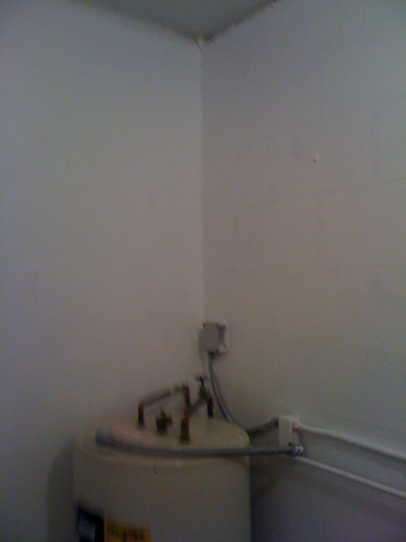Walls are primed