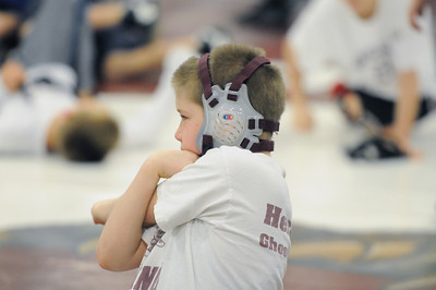 Wrestling-2010 Mass Youth Tournament Novice