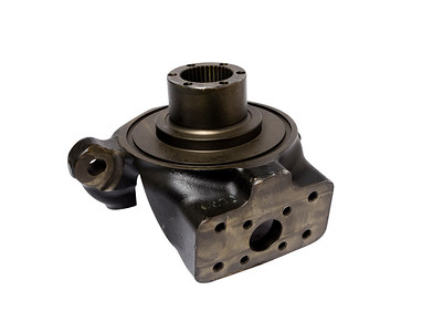 FRONT 4WD SWIVEL HOUSING RH