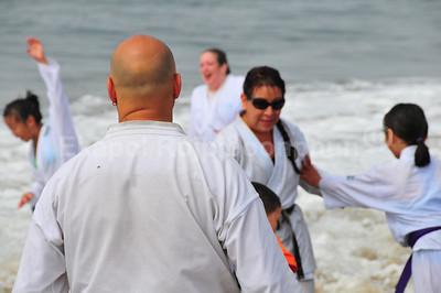 Santa Cruz Beach Training 2009