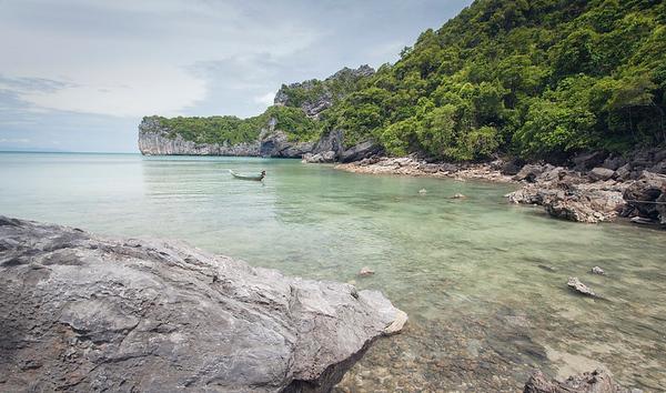 National Marine Park, Samui