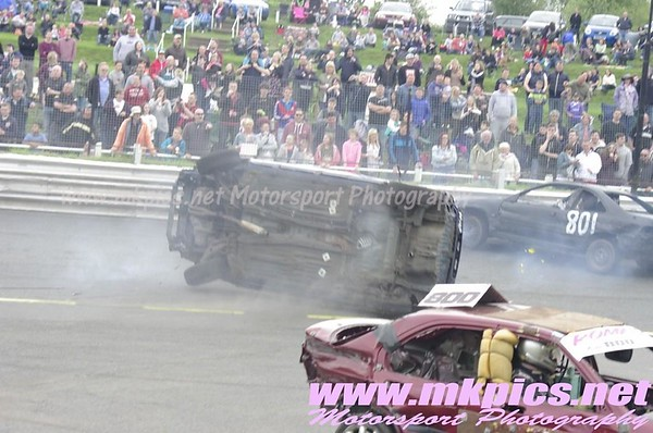 Bangers & Caravan Grand Prix !, Hednesford 5 May 2014