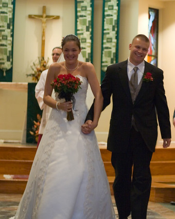 Brad and Tricia Wedding
