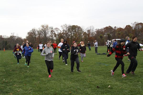 Senior Fun Run