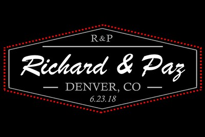 Richard & Paz Wedding - June 23, 2018