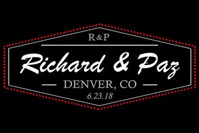 Richard & Paz Wedding - June 23, 2018