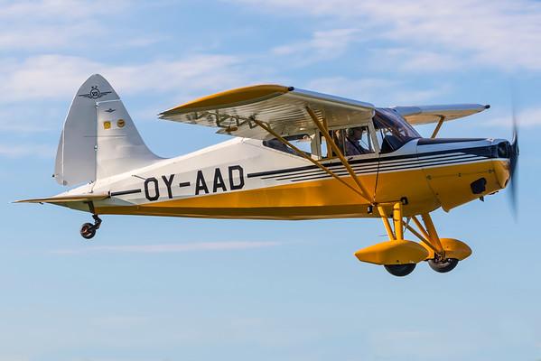 OY-AAD - KZ VII U-4 Lærke