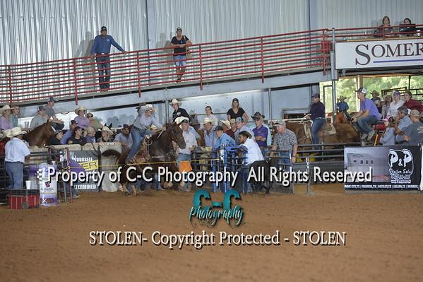 Rd 1 Beaver Labor Day Roping 2018 9-1-3-18 Glenrose TX