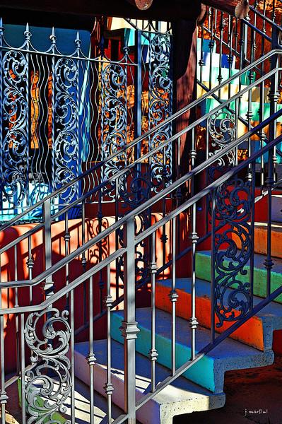 Maria's stairs 2-26-2013.jpg