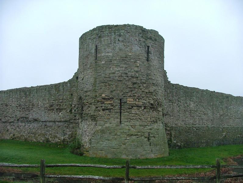 Tower, no archers