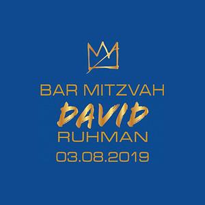 David Ruhman | Bar Mitzvah - Gifs Animados