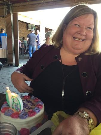 Debbie turns 60