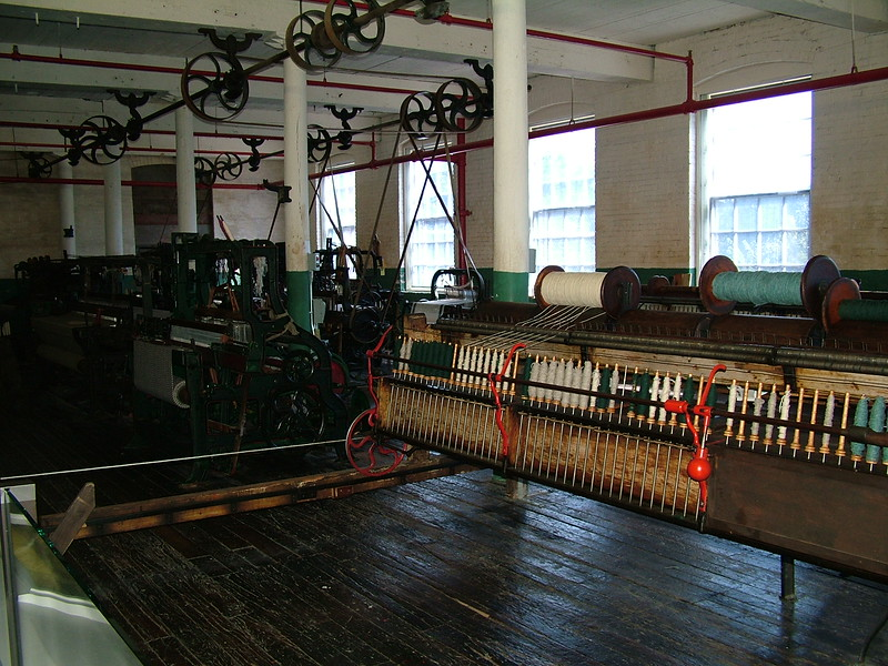 American Textile Museum - Lowell, MA