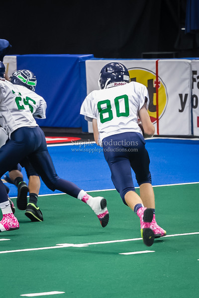 SYAFL Arena Bowl - Junior Division - South Tampa Seahawks vs Brandon Cowboys
