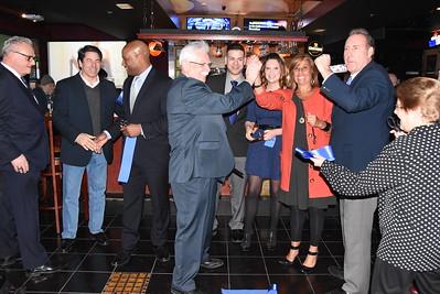City welcomes Kirkpatrick's Irish Pub to East End. 11/30/2015
