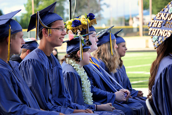 Ceremony Pics - graduates