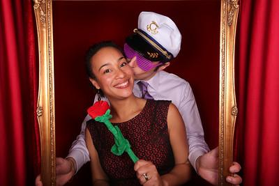 Joanne & Keirin Photobooth Photos