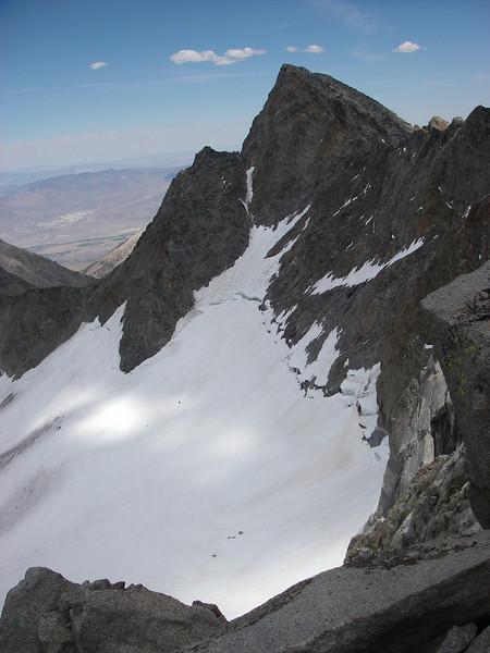 Palisade Glacier