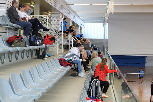 Tournoi national Badminton de Jeunes 2019