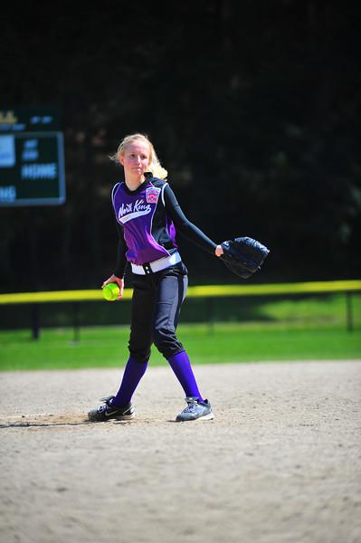 Storm Softball 2012