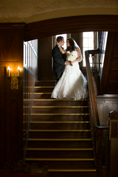 Wedding - Glick Mansion