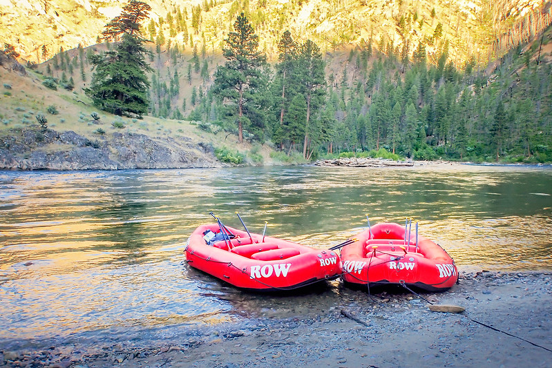 Middle Fork of the Salmon River 6/28-7/3/2017