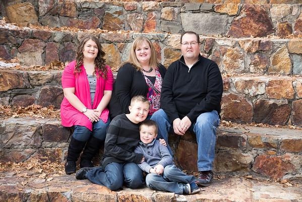 Jensen Family 2016