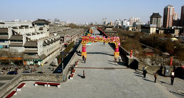 Xian-Walled City