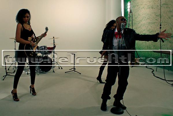 Slim's Video Shoot