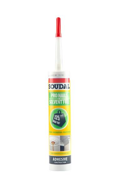 Soudal Adhesive - Pro Nails