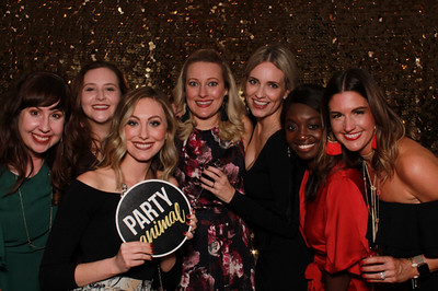 2019-12-06 Perkins + Will Holiday Party