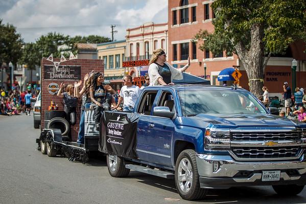 GHD Comal County Fair Parade
