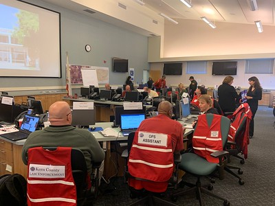 2019: BC's ICC Tabletop Exercise