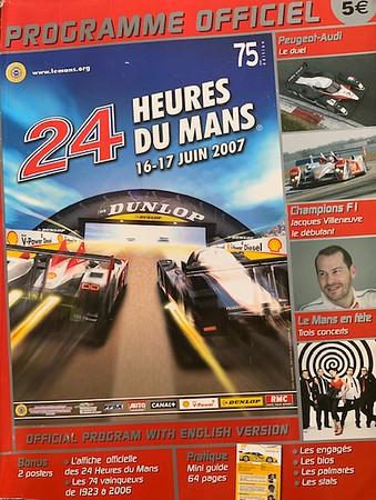 2007 Le Mans 16-17 June