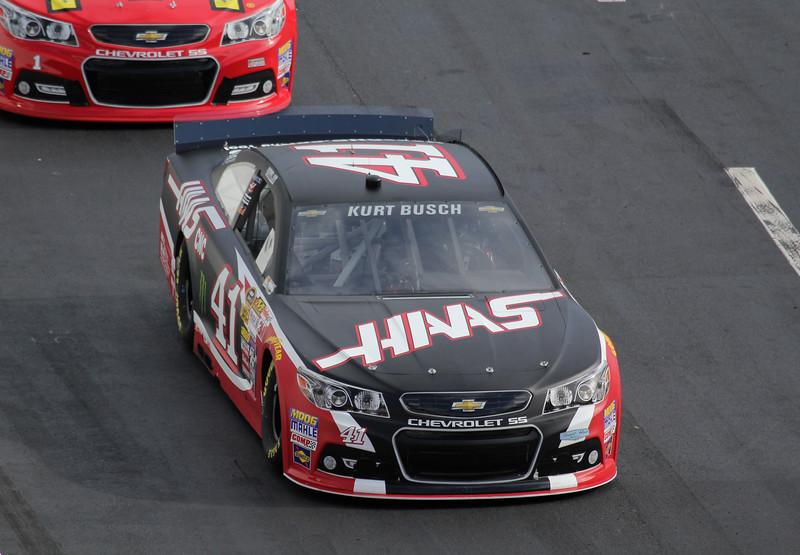 #41 Car of Kurt Busch