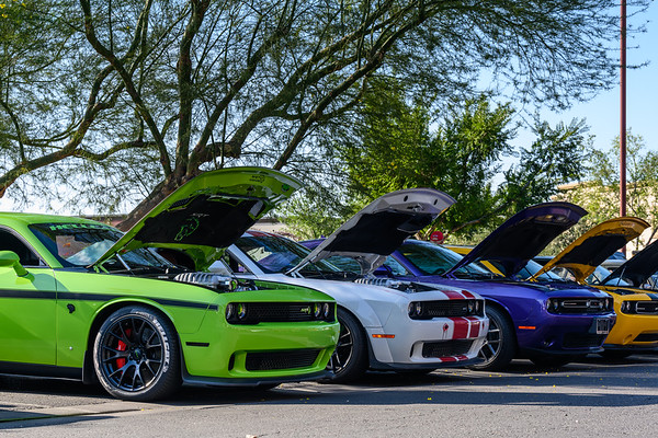 2021 June 5 - Cars and Coffee Queen Creek