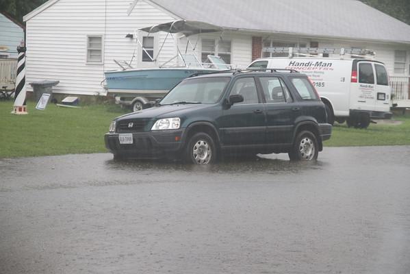 August Flood 2012