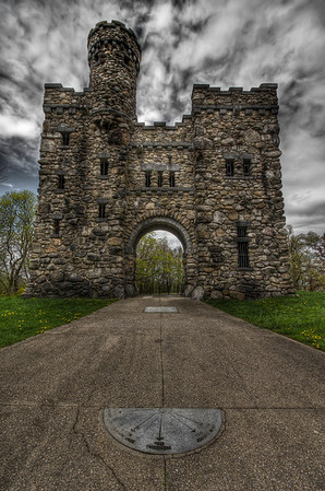 The Bancroft Tower Castle