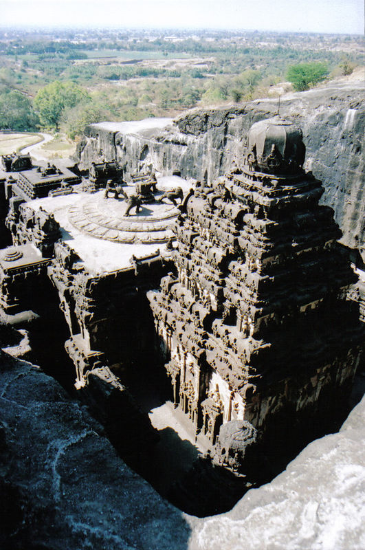 Kailash, Maharshtra
