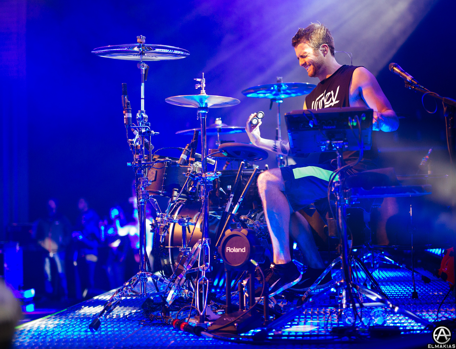 Rian Dawson of All Time Low