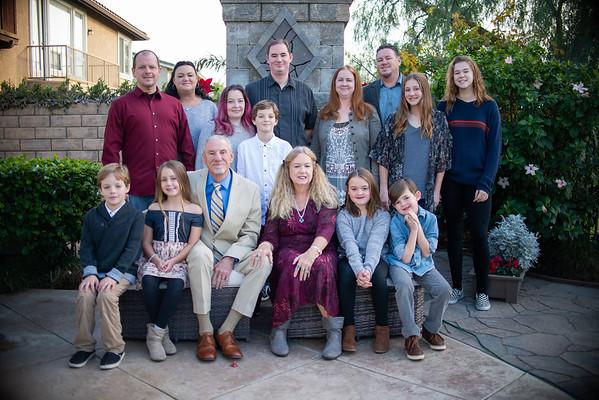 Slaughter Family (Dec. 2018)