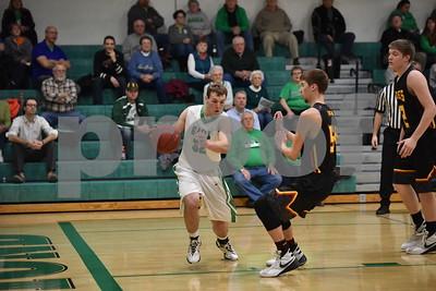 Iowa Falls @ St. Edmond Boys Basketball