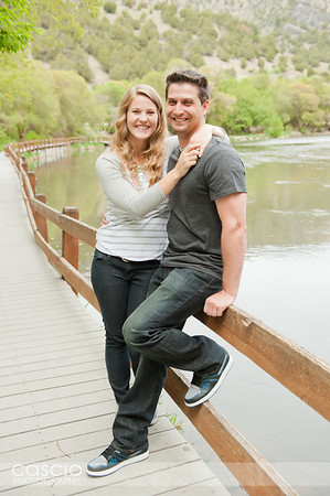 Katie & Scott Engagements