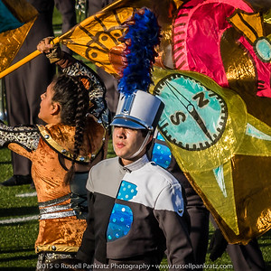 10/20/2015 UIL Region 18 Marching Contest