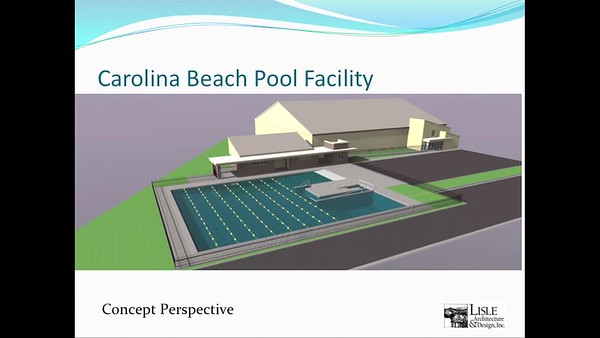 Carolina Beach Pool Promo