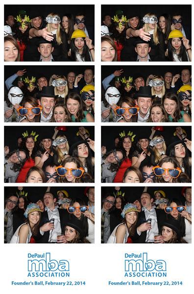 DePaul Founder's Ball February 22, 2014