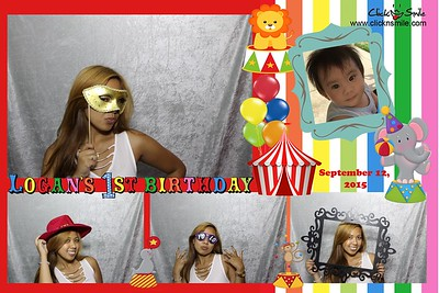 Logan's 1st Birthday