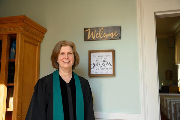 Rev Nancy Lois & Staff