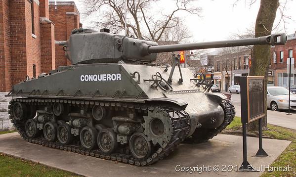 Armory - Oshawa, ON - M4A2E8